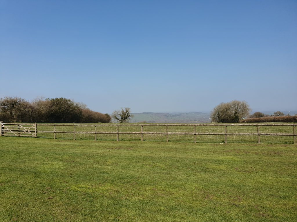 A tranquil picture of Higher Ground Meadow