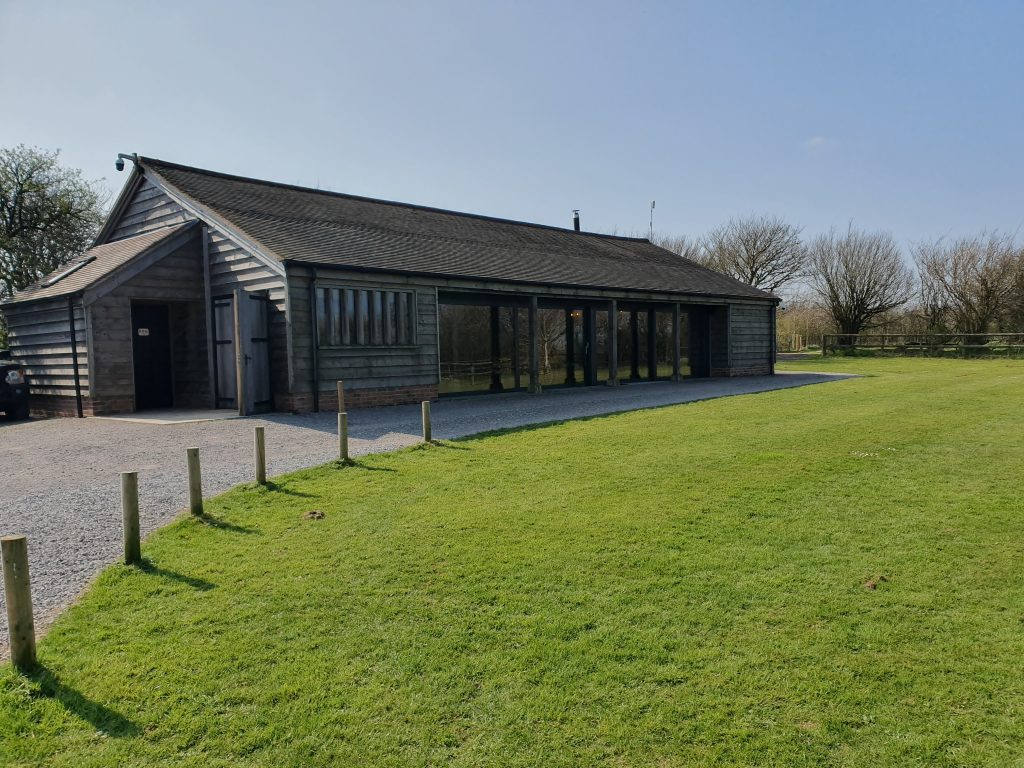 Natural Burial Converted Barn for Ceremonies